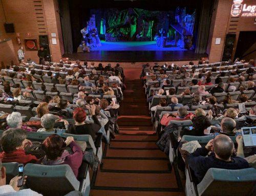 Actuación en la IV Muestra de Teatro Amateur de Leganés – 2017