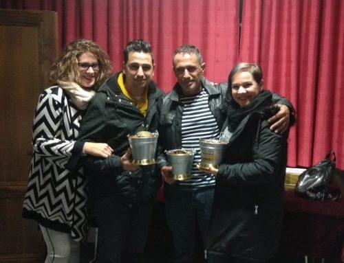 ¡ACEBUCHE-TEATRO obtiene 3 de los 5 galardones posibles en el Certamen de Teatro de Zorita!