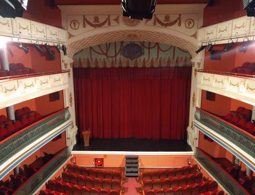 Una noche mágica en el Teatro Cervantes