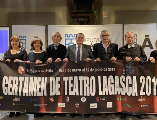 ¡ACEBUCHE-TEATRO ha sido seleccionado en el Certamen de Teatro Lagasca 2019!