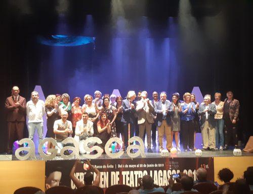 ACEBUCHE TEATRO consigue 2 premios y 3 nominaciones en el Certamen Lagasca