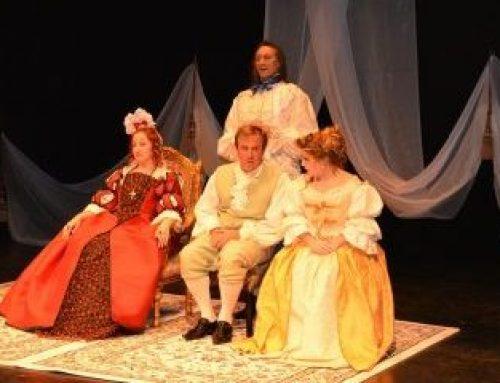 """22 de agosto: """"Un idiota en Versalles"""", de Teatro Arcón de Olid"""