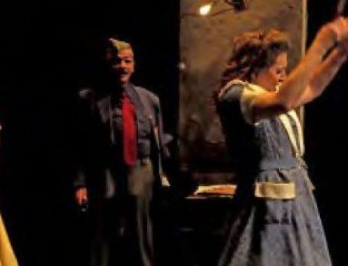 "23 de agosto: ""Memoria de bolero"", de Gabalzeka Teatro"