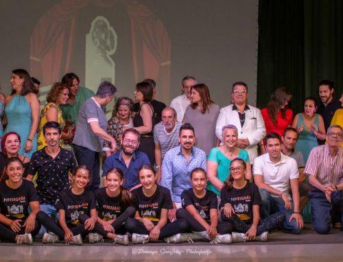 Gala de Clausura y Entrega de Premios del XXX Certamen Nacional de Teatro de Aceuchal 2019