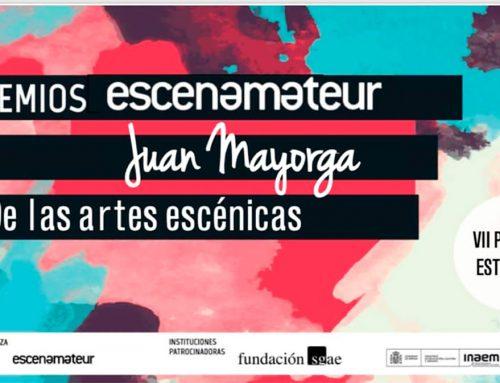 ACEBUCHE-TEATRO grupo más nominado a nivel nacional en la VII Edición de los Premios ESCENAMATEUR de las Artes Escénicas
