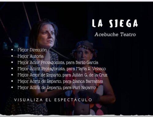 Entrega de Premios ESCENAMATEUR de las Artes Escénicas